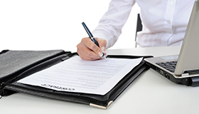 Company and commercial contract drafting
